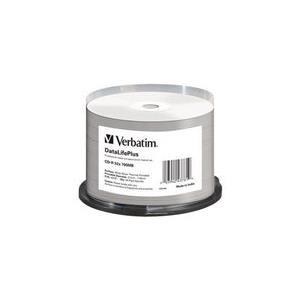 Verbatim DataLifePlus - 50 x CD-R - 700MB 52x -...
