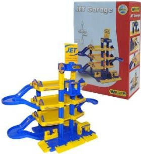 WADER-POLESIE Parkgarage JET 4 floors (40213)