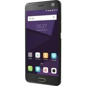 ZTE Blade V8 - Smartphone Dual-SIM 4G LTE 64GB microSDXC slot GSM 5.2 1,920 x 1,080 Pixel IPS RAM 4GB 13 MP (13 Vorderkamera) Android matt black with golden applications (126664001176) jetztbilligerkaufen