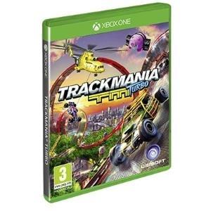 Ubisoft Trackmania Turbo Xbox One - Rennen 24/03/2016 E (Jeder) Online Deutsche (300079515) - broschei