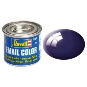 Revell Nachtblau - glänzend RAL 5022 14 ml-Dose...