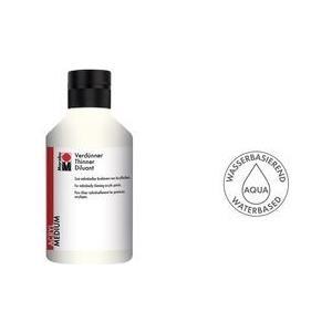 Marabu Acryl-Verdünner 859, 250 ml auf Wasserbasis, dünnflüssiges Acryl-Malmittel, zum - 1 Stück (122913859)