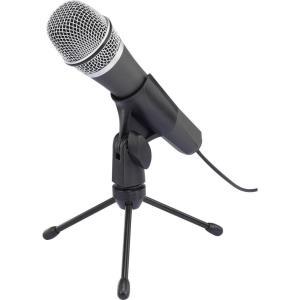 Mikrofone - renkforce PC Mikrofon Übertragungsart Kabelgebunden inkl. Klammer, Schalter  - Onlineshop JACOB Elektronik