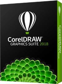 CorelDRAW Graphics Suite 2018 - Lizenz - 1 Benu...