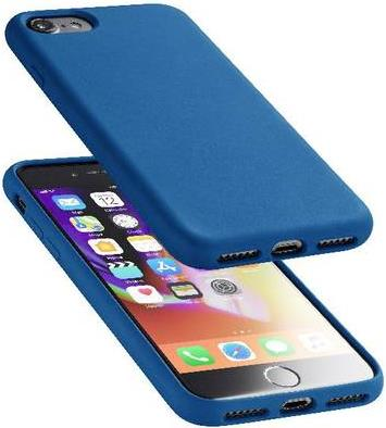 Image of Cellularline iPhone Case SENSATIONIPH747B Passend für: Apple iPhone 7, Apple iPhone 8, Blau (39391)
