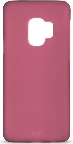 Image of Artwizz Rubber Clip - Hintere Abdeckung für Mobiltelefon - Polycarbonat, Gummibeschichtung - Berry - für Samsung Galaxy S9 (7790-2231)