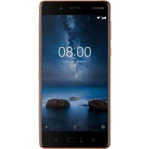 Nokia 8 - Smartphone - 4G LTE - 64 GB - microSD...