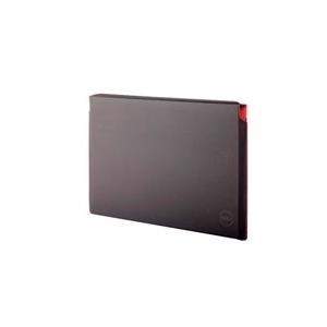 Computertaschen - Dell Premier Sleeve (M) Notebook Hülle 38.1 cm ( 38,10cm (15) ) Schwarz mit roten Akzenten für XPS 15 (9550)  - Onlineshop JACOB Elektronik