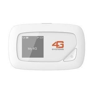 4G Systems XSBox LTE Plus WLAN Weiß Drahtloses ...