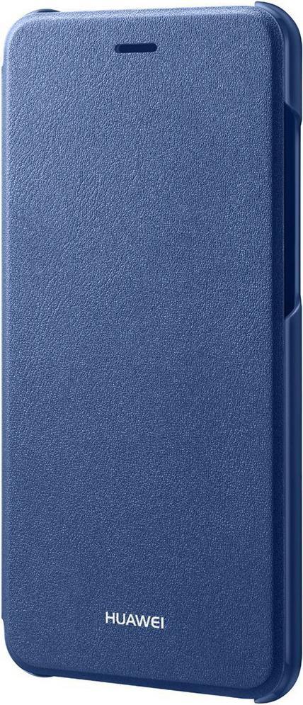 Huawei - Flip-Hülle für Mobiltelefon - Blau - für Huawei P8 lite 2017