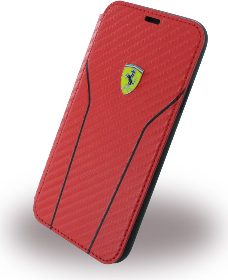 Scuderia Carbon - Book Cover - Apple iPhone X-E...