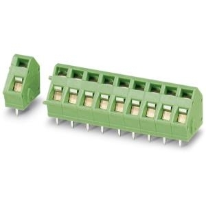 Phoenix Contact Federkraftklemmblock 1.50 mm² Polzahl 10 ZFKDSA 1,5C-5,0-10 Grün 50 St. jetztbilligerkaufen