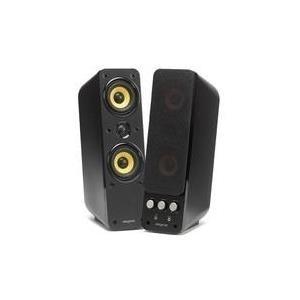 Audiozubehör - Creative GigaWorks T40 Series II Lautsprecher Für PC 32 Watt (Gesamt) zweiweg Glanzschwarz (51MF1615AA000)  - Onlineshop JACOB Elektronik