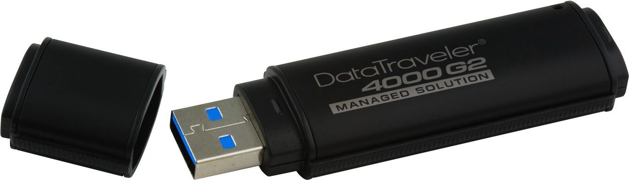 Kingston DataTraveler 4000 G2 Management Ready (DT4000G2DM/32GB) (Bild #7)