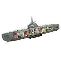Revell 05078 1:144 Unterseeboot Montagesatz Sch...