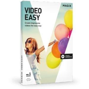 Magix Video easy Vollversion, 1 Lizenz Windows Videobearbeitung jetztbilligerkaufen
