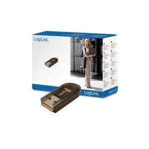 LogiLink Cardreader USB2.0 Mini external for mi...