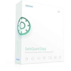 Sophos SafeGuard Easy - Lizenz - 1 Benutzer - V...