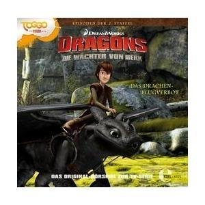 Dragons-Die Wächter Von Berk - Dragons Die von 01: Das Drachenflugverbot (CD) jetztbilligerkaufen