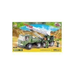 Cobi Blocks Armee mobilen Raketenwerfer