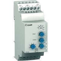 Crouzet Multifunktionales Relais zur Phasenüberwachung HWUA Überwachungsrelais für Drehstromnetze/Phasen (84873026)