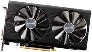 Sapphire Pulse Radeon RX 590 - Grafikkarten - Radeon RX 590 - 8 GB GDDR5 - PCIe 3.0 x16 - DVI, 2 x HDMI, 2 x DisplayPort - Lite Retail