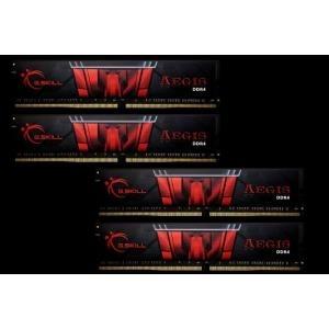 Arbeitsspeicher - G.Skill AEGIS DDR4 64 GB 4 x 16 GB DIMM 288 PIN 2400 MHz PC4 19200 CL15 1.2 V ungepuffert nicht ECC (F4 2400C15Q 64GIS)  - Onlineshop JACOB Elektronik