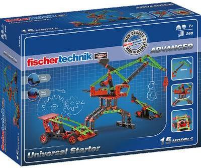 fischertechnik Tractors - Fahrzeug-Baukasten - ...