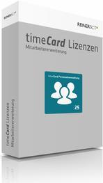REINER timeCard Personalverwaltung Erweiterung ...