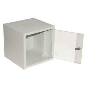 Wallmount cabinet 10 4U, 315x300mm, grey RAL 7035 (CL-10 06U) jetztbilligerkaufen