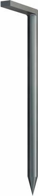 Vertr Hakennagel 3x60mm blank 1101 3x60 (3341062)
