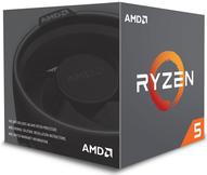 AMD Ryzen 5 2600X - 4,25 GHz - 6 Kerne - 12 Threads - 19MB Cache-Speicher - Socket AM4 - Box (YD260XBCAFBOX)