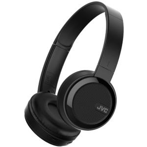 Kopfhörer - JVC HA S40BT Kopfhörer mit Mikrofon On Ear drahtlos Bluetooth (HA S40BT BE)  - Onlineshop JACOB Elektronik