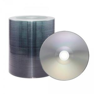 XLayer DVD+R 4.7GB XLayerPro 16x Shiny Silver Full Surface Full Metalized Offset 100er Bulk (104619)