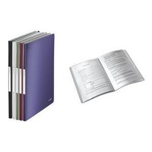 LEITZ Sichtbuch Style, A4, PP, mit 20 Hüllen, t...