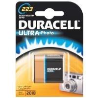 Duracell® Foto Batterie Lithium (DL 223) für Fo...
