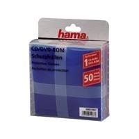 Hama - CD-/DVD-Hülle - Blau, Rot, grün, orange,...