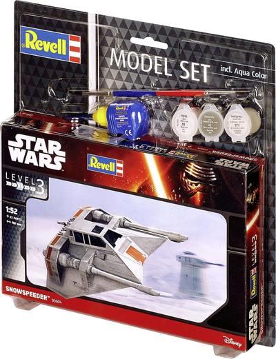 Revell Model Set Snowspeeder - 1:52 - Montagesa...