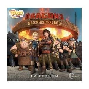 The Dragons - Drachenstarke Hits [CD] - broschei