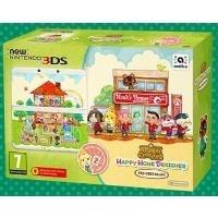 Nintendo New 3DS + Animal Crossing: Happy Home ...
