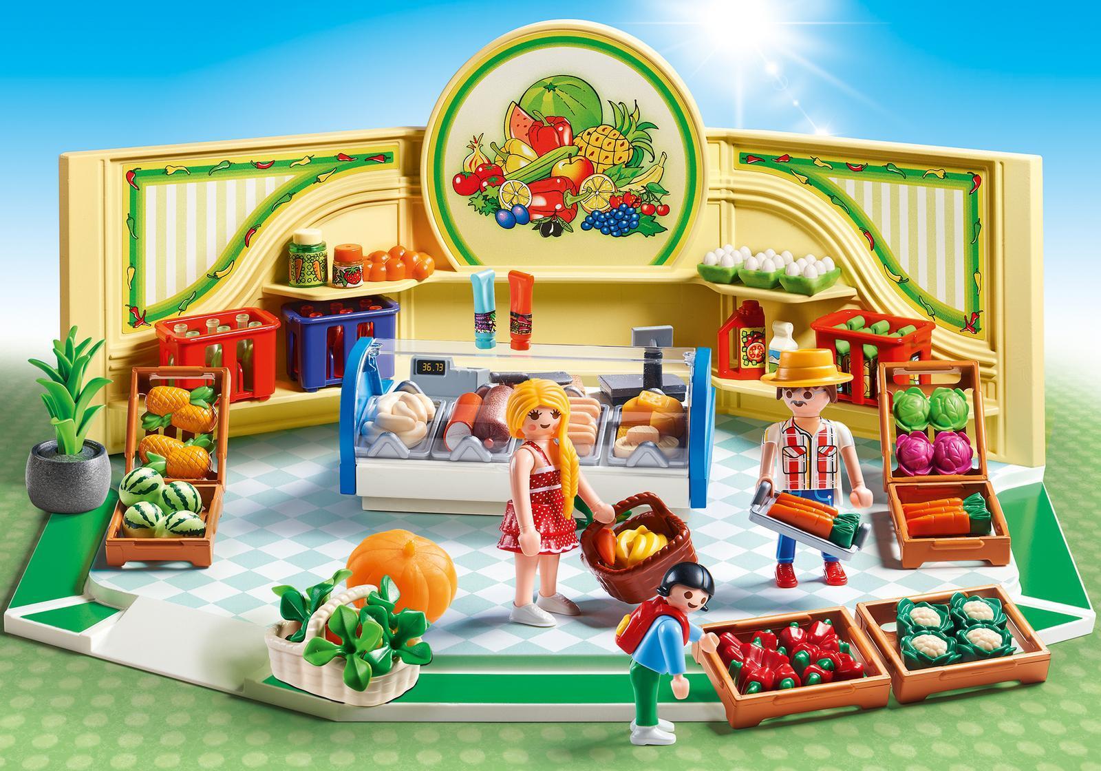 Playmobil City Life Bioladen - Aktion/Abenteuer...