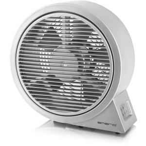 Emerio FN 108451.1 Haushalts Lamellenlüfter/Ventilator   35W   Kunststoff    3 Geschwindigkeiten   Si