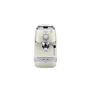 Kaffee, Tee - DeLonghi Distinta ECI 341.W Kaffeemaschine mit Cappuccinatore 15 bar Reinweiß (0132104143)  - Onlineshop JACOB Elektronik