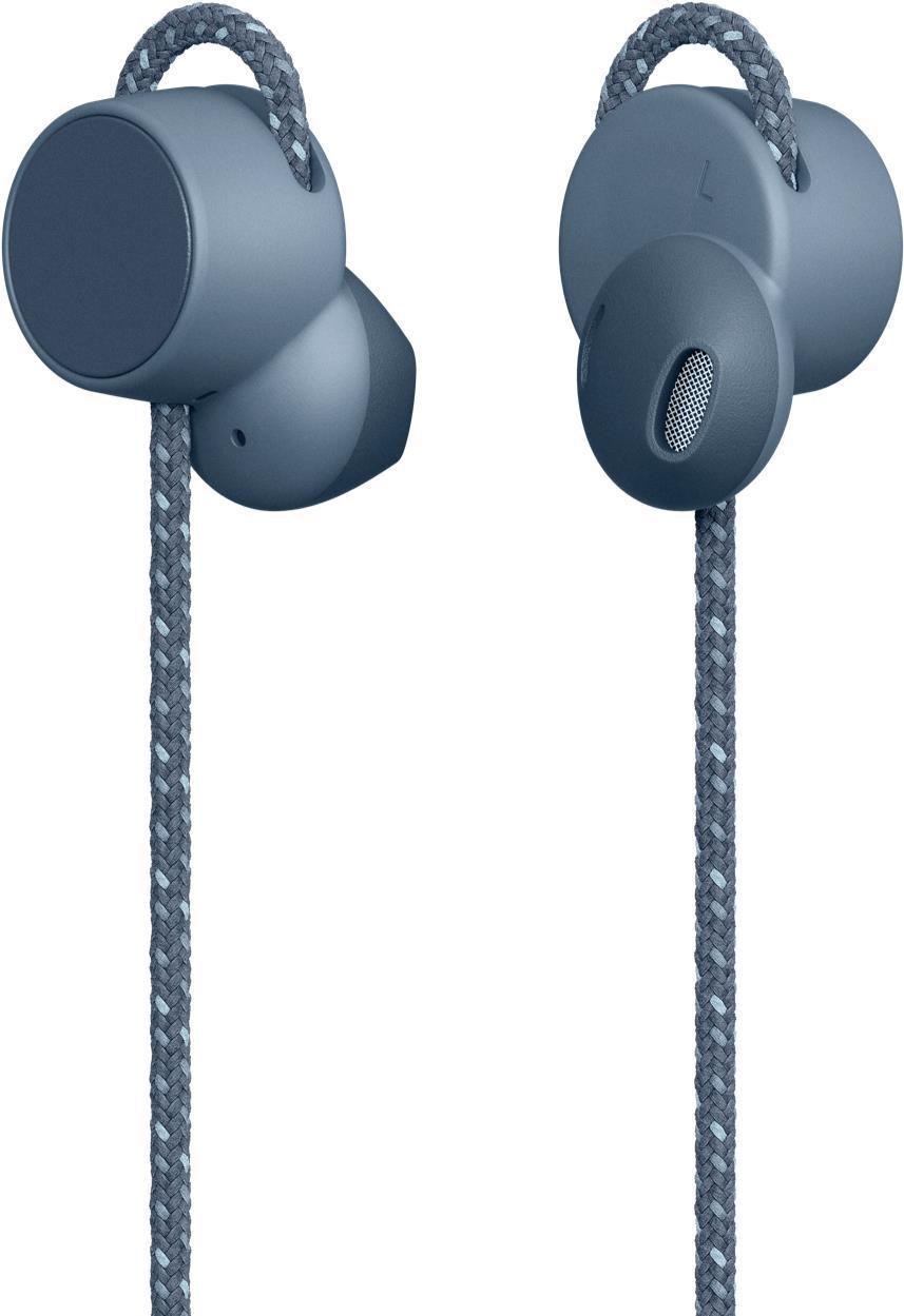 Audiozubehör - Urbanears Jakan Bluetooth Slate Blue In Ear Bluetooth Kopfhörer (1 Tasten Fernbedienung, Mikrofon, Magnetische Ohrhörer) (04092177)  - Onlineshop JACOB Elektronik