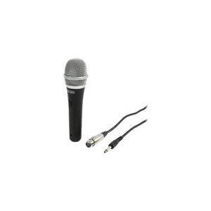 Mikrofone - König KN MIC10 Mikrofon Schwarz  - Onlineshop JACOB Elektronik