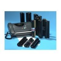 KMP F-PA4 - 2er-Pack - Schwarz - 212 mm x 36,5 m - Thermotransfer-Farbband (entspricht: Panasonic KX-FA54X) - für Panasonic KX FC231, FC235, FC238, FC243, FC248, FC379, FP142, FP143, FP145, FP146, FP148 (71000,0018)