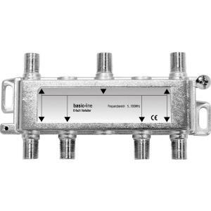 renkforce SAT-Verteiler 6-fach 5 - 1006 MHz ren...