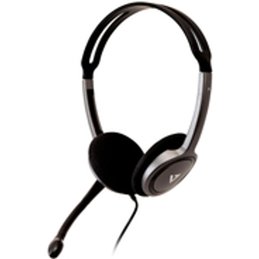V7 3.5MM STEREO HEADSET W/NOISE Ultra-Leichtes Stereo-Headset mit Mikrofon (H... - V7 3.5MM STEREO HEADSET W/NOISE Ultra-Leichtes Stereo-Headset mit Mikrofon (H...