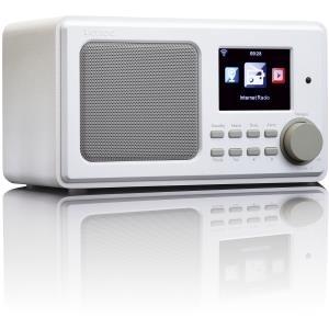Lenco DIR-100 Internet Digital Weiß Radio (DIR-...
