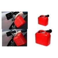 IWH Kraftstoffkanister, Kunststoff, 20 l mit Ausgießer, Reservekanister UN-Zulassung, für alle - 1 Stück (087693) jetztbilligerkaufen